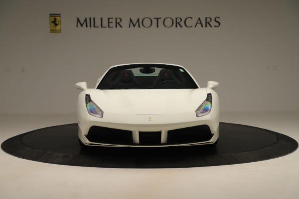 Used 2016 Ferrari 488 Spider for sale $281,900 at Bugatti of Greenwich in Greenwich CT 06830 12