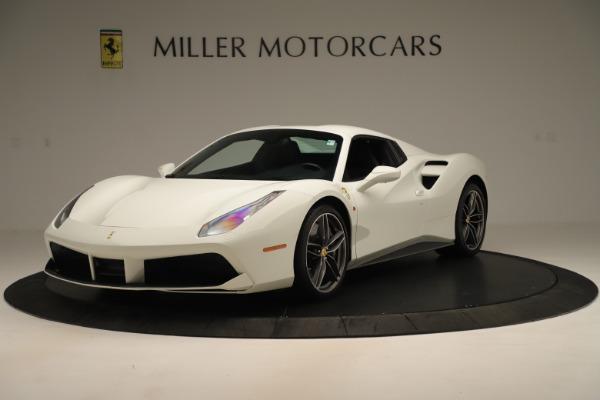 Used 2016 Ferrari 488 Spider for sale $281,900 at Bugatti of Greenwich in Greenwich CT 06830 13