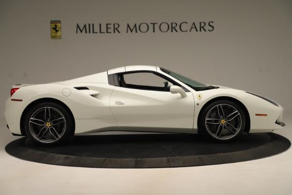 Used 2016 Ferrari 488 Spider for sale $281,900 at Bugatti of Greenwich in Greenwich CT 06830 17