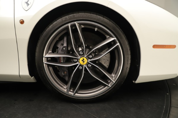 Used 2016 Ferrari 488 Spider for sale $281,900 at Bugatti of Greenwich in Greenwich CT 06830 19