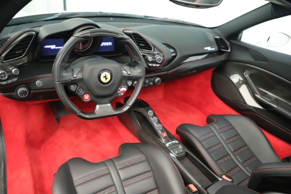 Used 2016 Ferrari 488 Spider for sale $281,900 at Bugatti of Greenwich in Greenwich CT 06830 20
