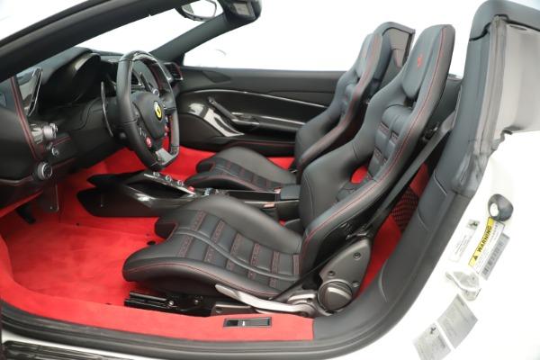 Used 2016 Ferrari 488 Spider for sale $281,900 at Bugatti of Greenwich in Greenwich CT 06830 21