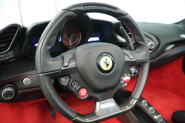Used 2016 Ferrari 488 Spider for sale $281,900 at Bugatti of Greenwich in Greenwich CT 06830 27