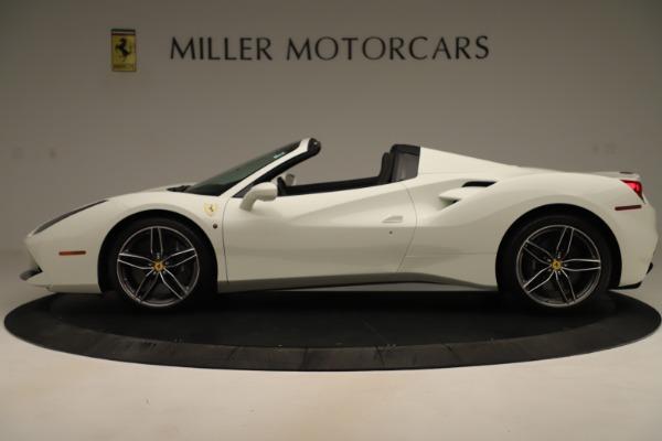 Used 2016 Ferrari 488 Spider for sale $281,900 at Bugatti of Greenwich in Greenwich CT 06830 3