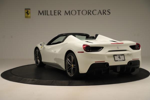 Used 2016 Ferrari 488 Spider for sale $281,900 at Bugatti of Greenwich in Greenwich CT 06830 5