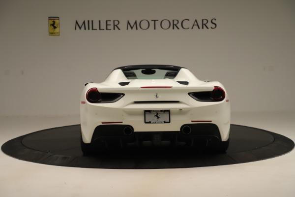 Used 2016 Ferrari 488 Spider for sale $281,900 at Bugatti of Greenwich in Greenwich CT 06830 6