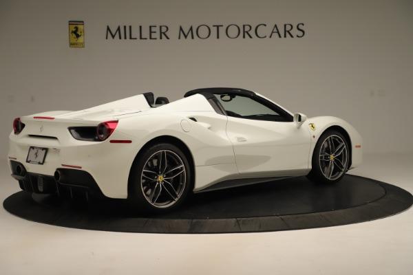 Used 2016 Ferrari 488 Spider for sale $281,900 at Bugatti of Greenwich in Greenwich CT 06830 8