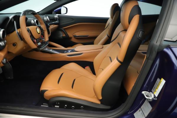 Used 2019 Ferrari GTC4Lusso for sale Sold at Bugatti of Greenwich in Greenwich CT 06830 14