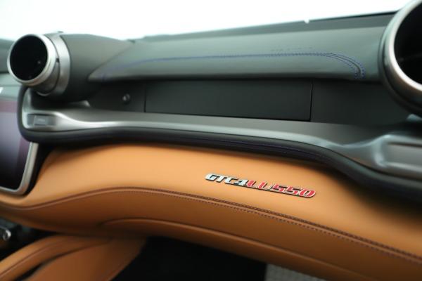 Used 2019 Ferrari GTC4Lusso for sale Sold at Bugatti of Greenwich in Greenwich CT 06830 23