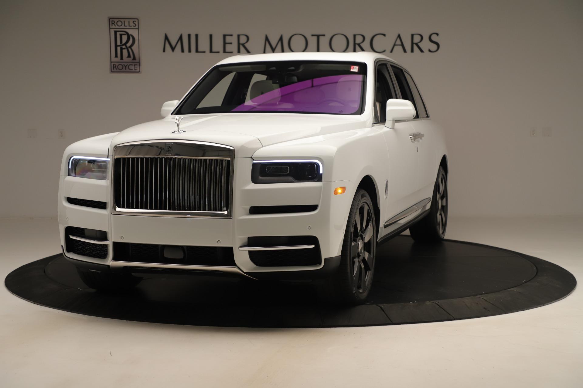 New 2019 Rolls-Royce Cullinan for sale Sold at Bugatti of Greenwich in Greenwich CT 06830 1