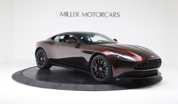 New 2019 Aston Martin DB11 V12 AMR Coupe for sale Sold at Bugatti of Greenwich in Greenwich CT 06830 10