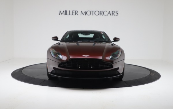 New 2019 Aston Martin DB11 V12 AMR Coupe for sale Sold at Bugatti of Greenwich in Greenwich CT 06830 11