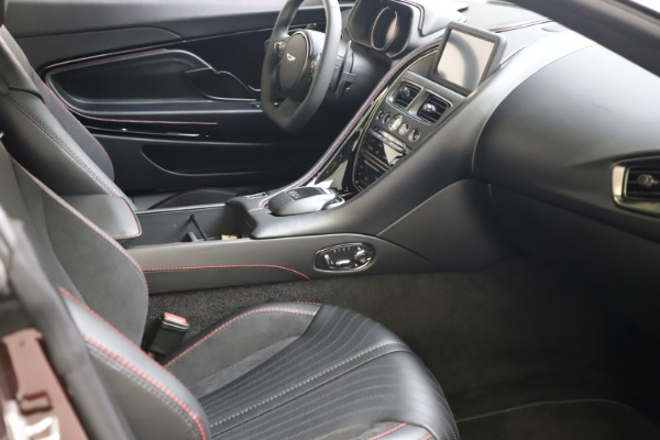 New 2019 Aston Martin DB11 V12 AMR Coupe for sale Sold at Bugatti of Greenwich in Greenwich CT 06830 17