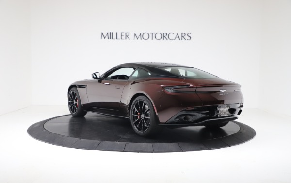 New 2019 Aston Martin DB11 V12 AMR Coupe for sale Sold at Bugatti of Greenwich in Greenwich CT 06830 5