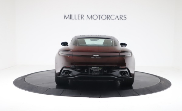 New 2019 Aston Martin DB11 V12 AMR Coupe for sale Sold at Bugatti of Greenwich in Greenwich CT 06830 6