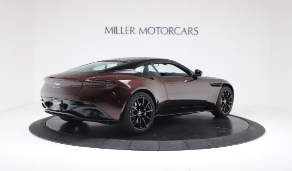 New 2019 Aston Martin DB11 V12 AMR Coupe for sale Sold at Bugatti of Greenwich in Greenwich CT 06830 8