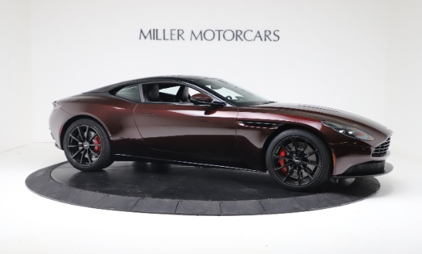 New 2019 Aston Martin DB11 V12 AMR Coupe for sale Sold at Bugatti of Greenwich in Greenwich CT 06830 9