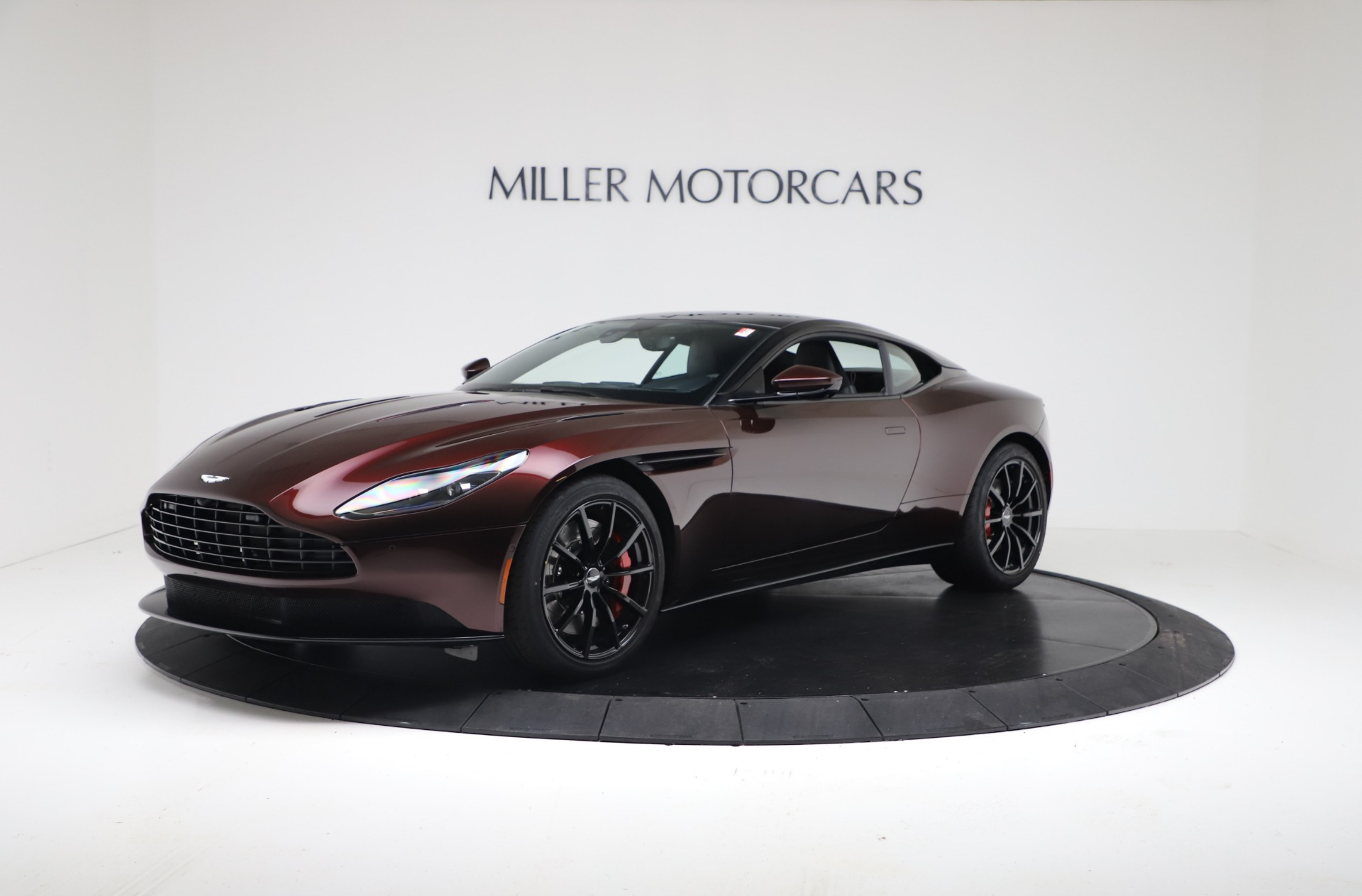 New 2019 Aston Martin DB11 V12 AMR Coupe for sale Sold at Bugatti of Greenwich in Greenwich CT 06830 1