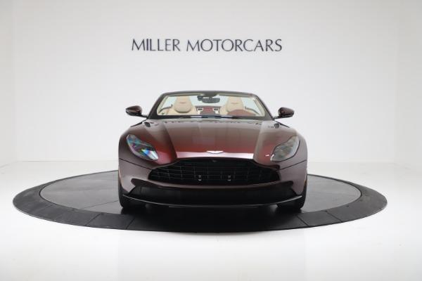 New 2020 Aston Martin DB11 Volante Convertible for sale Sold at Bugatti of Greenwich in Greenwich CT 06830 11