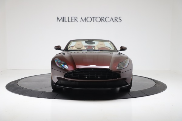 Used 2020 Aston Martin DB11 Volante Convertible for sale $219,900 at Bugatti of Greenwich in Greenwich CT 06830 11