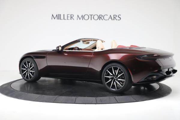 New 2020 Aston Martin DB11 Volante Convertible for sale Sold at Bugatti of Greenwich in Greenwich CT 06830 12