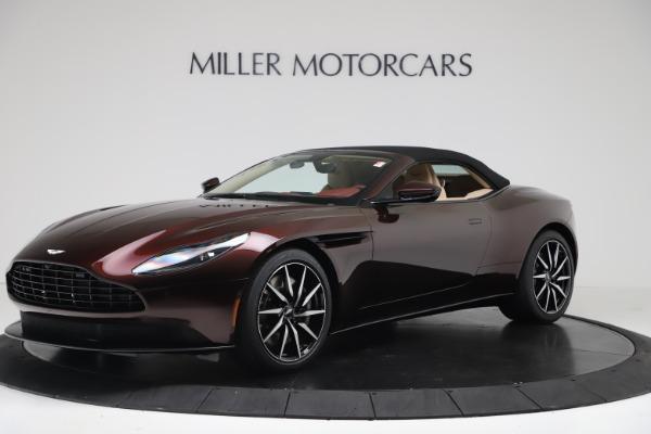 Used 2020 Aston Martin DB11 Volante Convertible for sale $219,900 at Bugatti of Greenwich in Greenwich CT 06830 14
