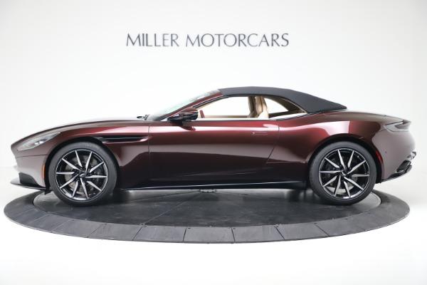 Used 2020 Aston Martin DB11 Volante Convertible for sale $219,900 at Bugatti of Greenwich in Greenwich CT 06830 15