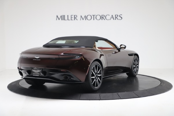 Used 2020 Aston Martin DB11 Volante for sale Sold at Bugatti of Greenwich in Greenwich CT 06830 17