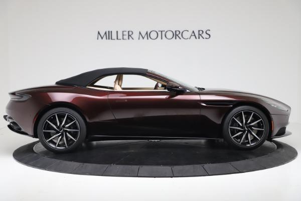 Used 2020 Aston Martin DB11 Volante Convertible for sale $219,900 at Bugatti of Greenwich in Greenwich CT 06830 18