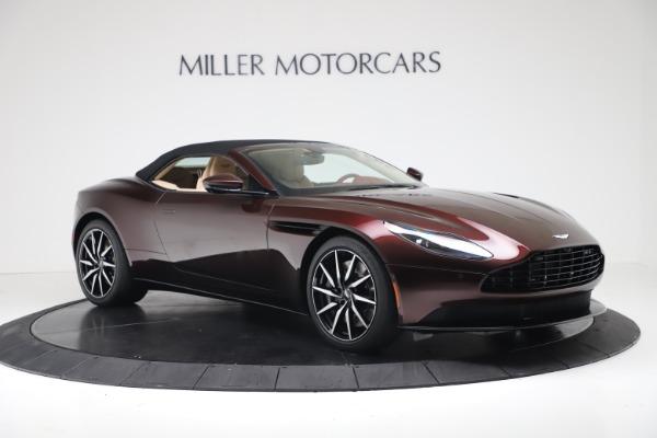 Used 2020 Aston Martin DB11 Volante Convertible for sale $219,900 at Bugatti of Greenwich in Greenwich CT 06830 19