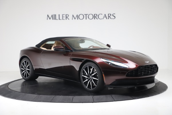 Used 2020 Aston Martin DB11 Volante for sale Sold at Bugatti of Greenwich in Greenwich CT 06830 19