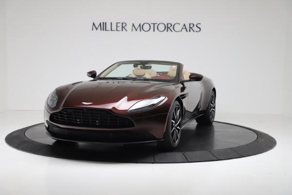 Used 2020 Aston Martin DB11 Volante Convertible for sale $219,900 at Bugatti of Greenwich in Greenwich CT 06830 2