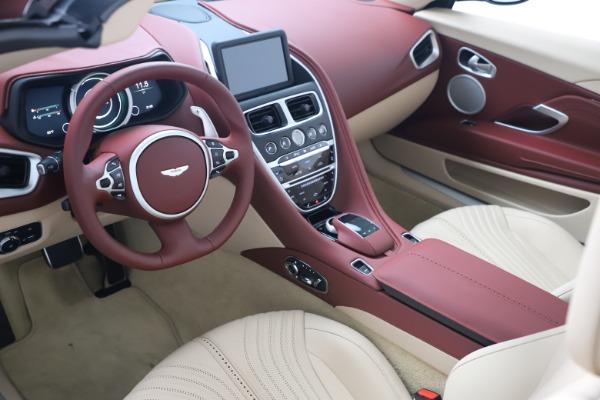 New 2020 Aston Martin DB11 Volante Convertible for sale Sold at Bugatti of Greenwich in Greenwich CT 06830 20