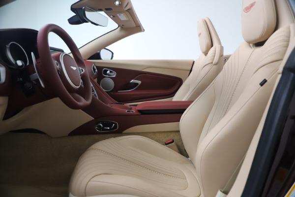 Used 2020 Aston Martin DB11 Volante Convertible for sale $219,900 at Bugatti of Greenwich in Greenwich CT 06830 21