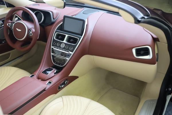 Used 2020 Aston Martin DB11 Volante for sale Sold at Bugatti of Greenwich in Greenwich CT 06830 24