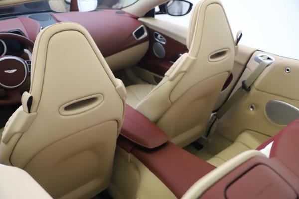 New 2020 Aston Martin DB11 Volante Convertible for sale Sold at Bugatti of Greenwich in Greenwich CT 06830 27