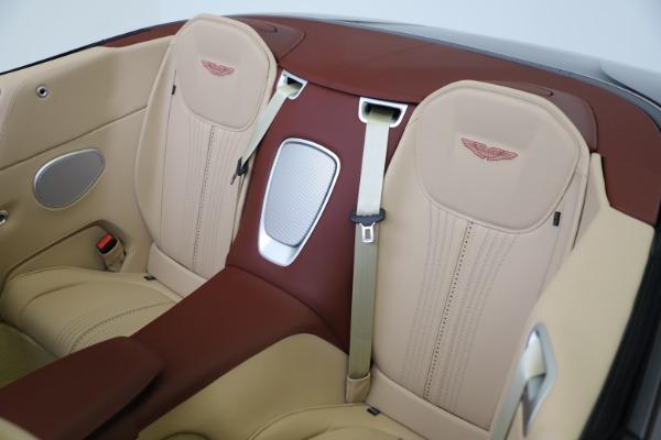 Used 2020 Aston Martin DB11 Volante Convertible for sale $219,900 at Bugatti of Greenwich in Greenwich CT 06830 28