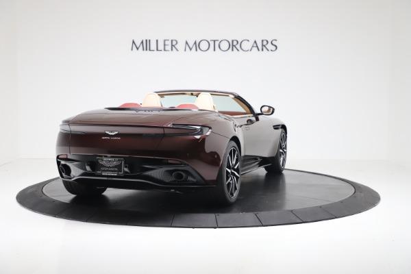 Used 2020 Aston Martin DB11 Volante Convertible for sale $219,900 at Bugatti of Greenwich in Greenwich CT 06830 6