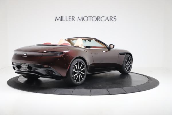 Used 2020 Aston Martin DB11 Volante Convertible for sale $219,900 at Bugatti of Greenwich in Greenwich CT 06830 7