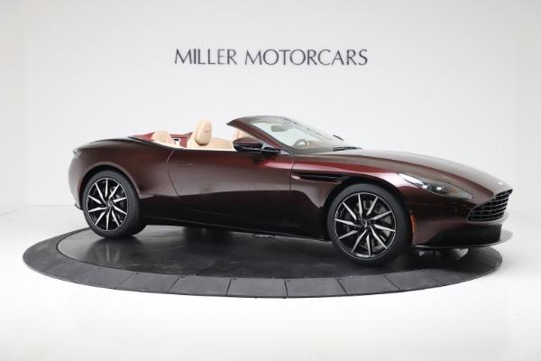 Used 2020 Aston Martin DB11 Volante Convertible for sale $219,900 at Bugatti of Greenwich in Greenwich CT 06830 9