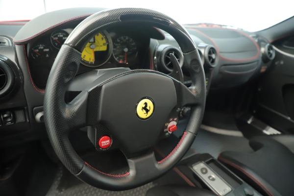Used 2008 Ferrari F430 Scuderia for sale Sold at Bugatti of Greenwich in Greenwich CT 06830 21