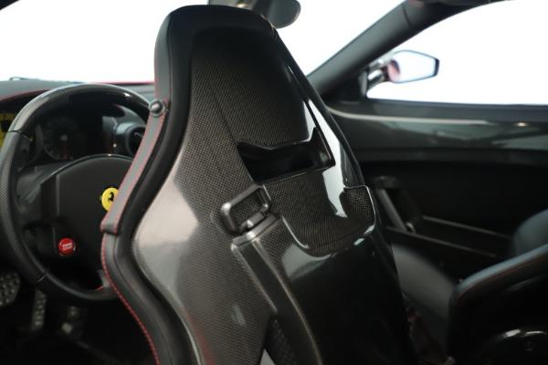 Used 2008 Ferrari F430 Scuderia for sale Sold at Bugatti of Greenwich in Greenwich CT 06830 22