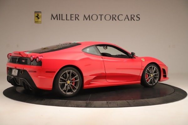 Used 2008 Ferrari F430 Scuderia for sale Sold at Bugatti of Greenwich in Greenwich CT 06830 8
