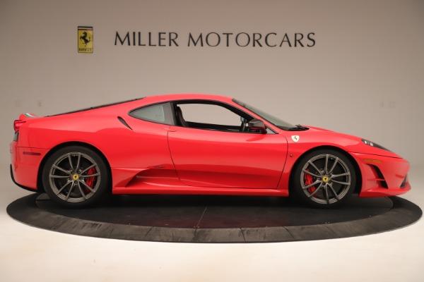 Used 2008 Ferrari F430 Scuderia for sale Sold at Bugatti of Greenwich in Greenwich CT 06830 9