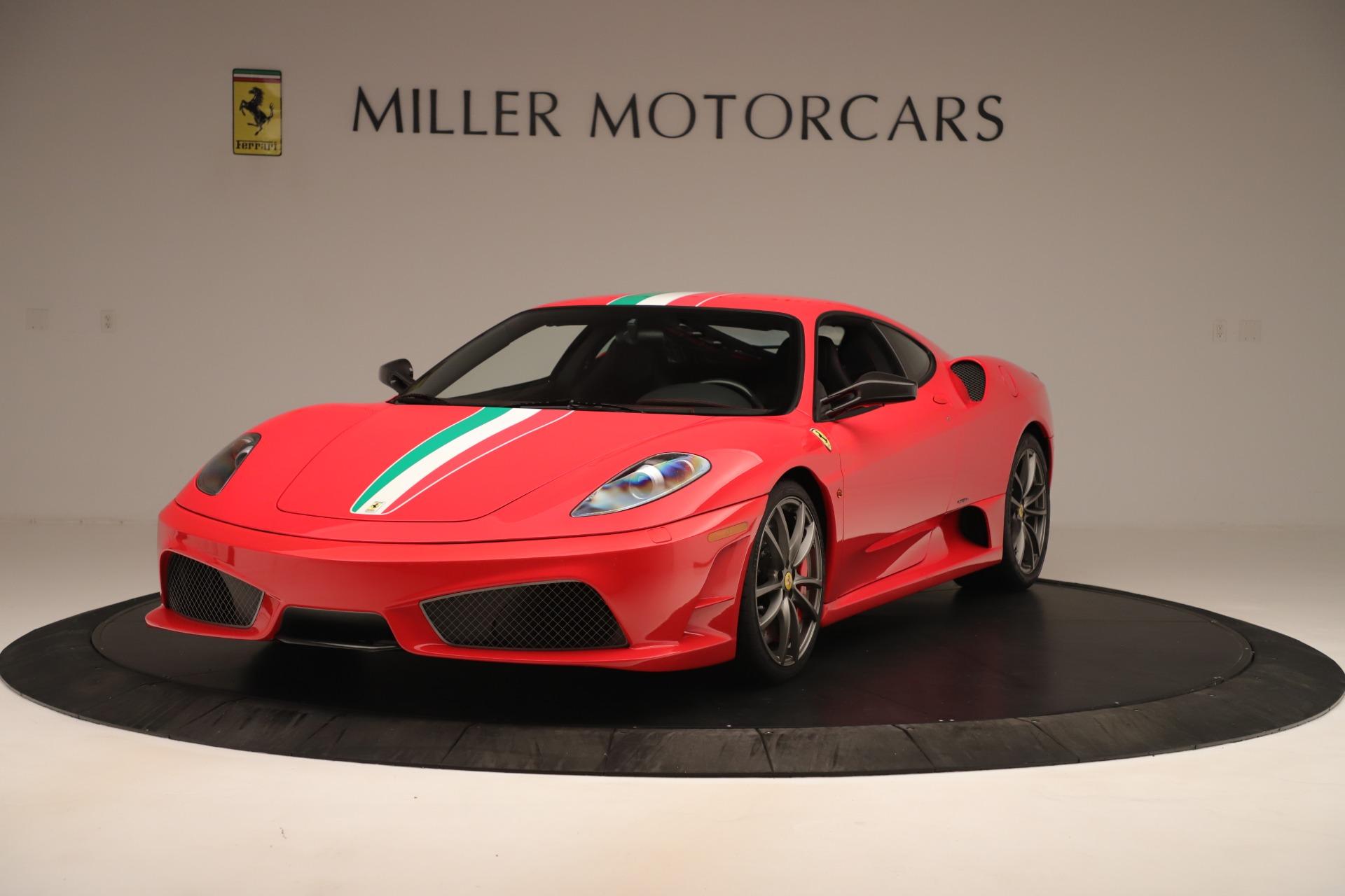 Used 2008 Ferrari F430 Scuderia for sale Sold at Bugatti of Greenwich in Greenwich CT 06830 1