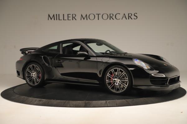 Used 2014 Porsche 911 Turbo for sale Sold at Bugatti of Greenwich in Greenwich CT 06830 10