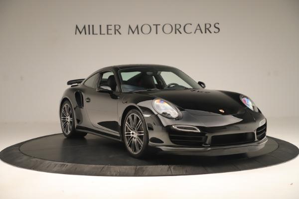 Used 2014 Porsche 911 Turbo for sale Sold at Bugatti of Greenwich in Greenwich CT 06830 11