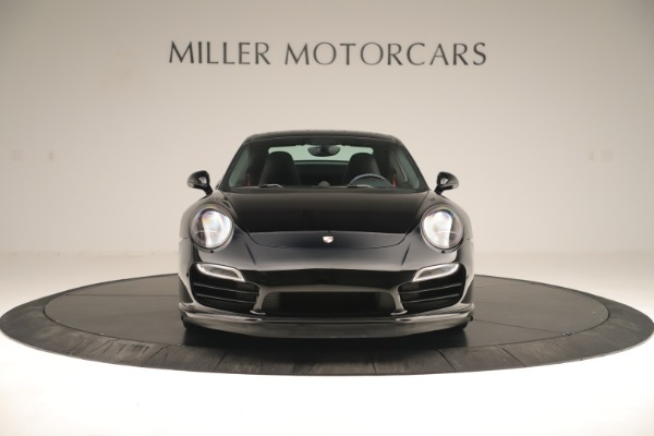 Used 2014 Porsche 911 Turbo for sale Sold at Bugatti of Greenwich in Greenwich CT 06830 12