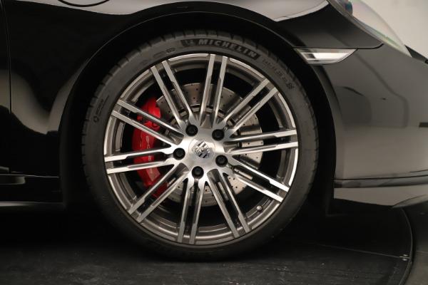 Used 2014 Porsche 911 Turbo for sale Sold at Bugatti of Greenwich in Greenwich CT 06830 13