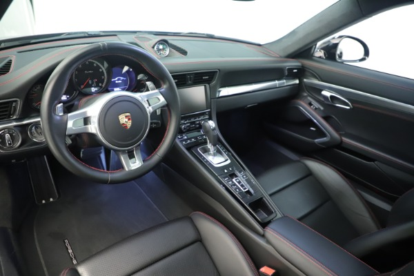 Used 2014 Porsche 911 Turbo for sale Sold at Bugatti of Greenwich in Greenwich CT 06830 14
